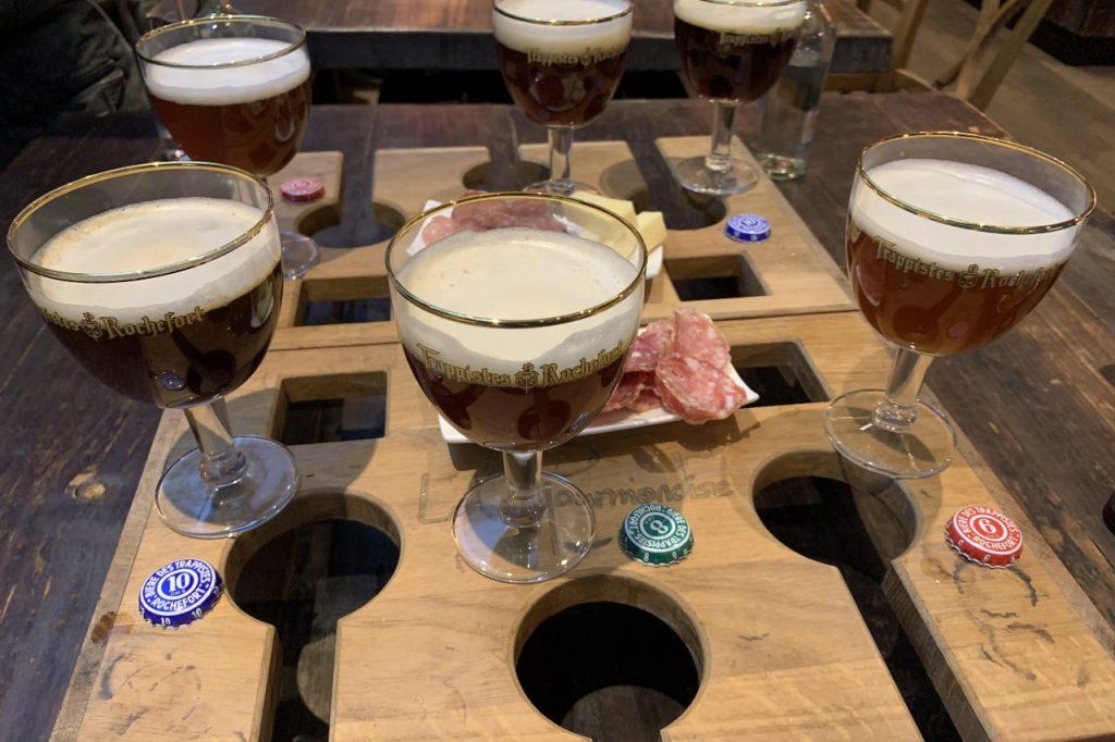 Abadía Rochefort - Cerveza Rochefort N° 6, 8 y 10