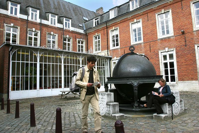 ¿Qué ver y hacer en Lovaina en un día?-Atrechtcollege - Colegio Arras - Lovaina, Bélgica. Excursión a Lovaina desde Bruselas - En imágenes