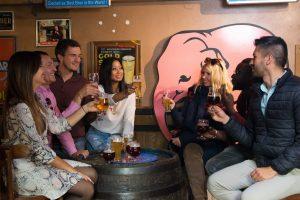 Cerveza belga y Pub Crawl Bruselas.