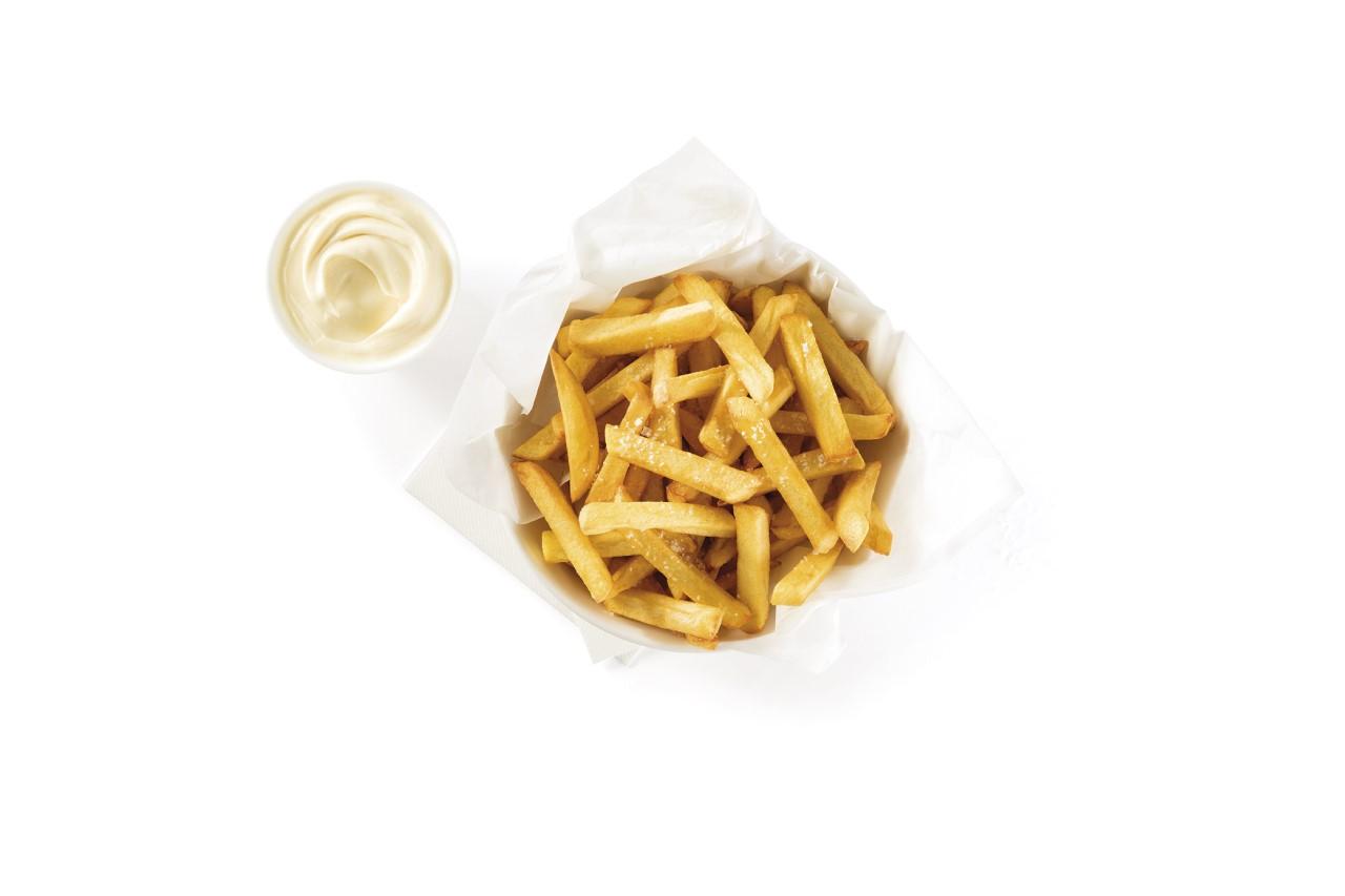 Belgian fries - Bruselas