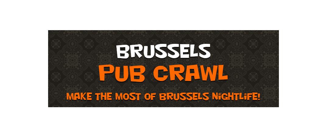 Brussels pub crawl - Logo