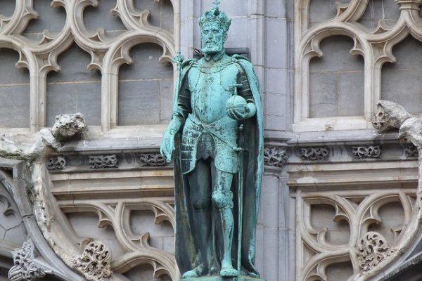 Carlos V - Bruselas - Tras los pasos de Carlos V en Bruselas
