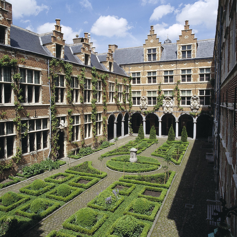 Museo Plantin-Moretus (Amberes).