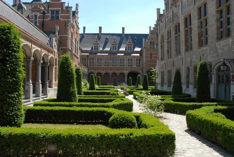 El Palacio de Margarita de Austria, Malinas Bélgica.