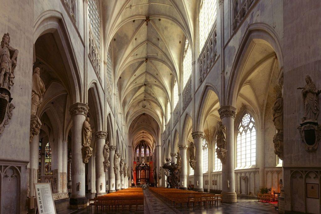 Catedral de San Rumoldo de Malinas