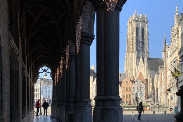 Catedral de San Rumoldo de Malinas - Excursión a Amberes y Malinas desde Bruselas