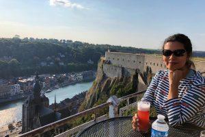 Ciudadela fortificada de Dinant – Excursión a Dinant desde Bruselas