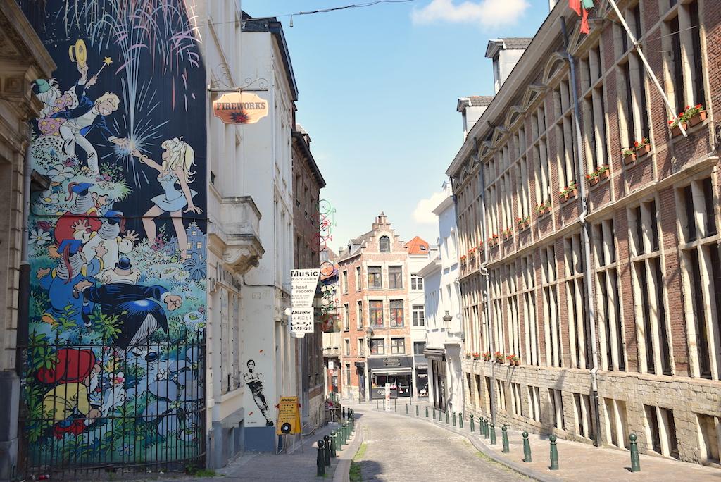 El Mural Dany – Olivier Rameau.