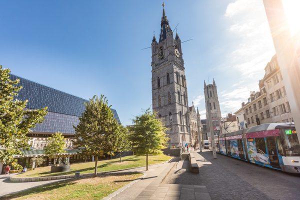 Cómo ir a Gante desde Bruselas