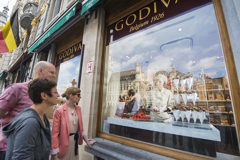 ¿Cuál es la historia de Lady Godiva?