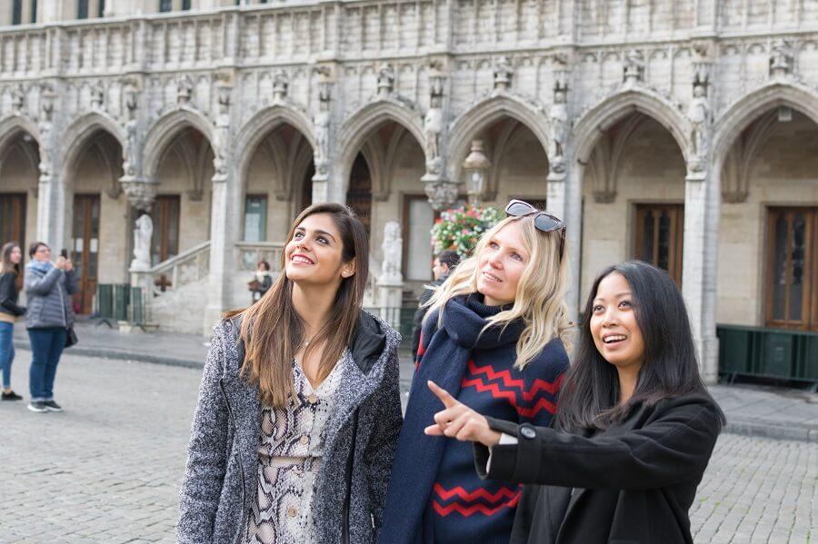 Mejores tours y actividades en Bélgica - La Grand-Place de Bruselas.
