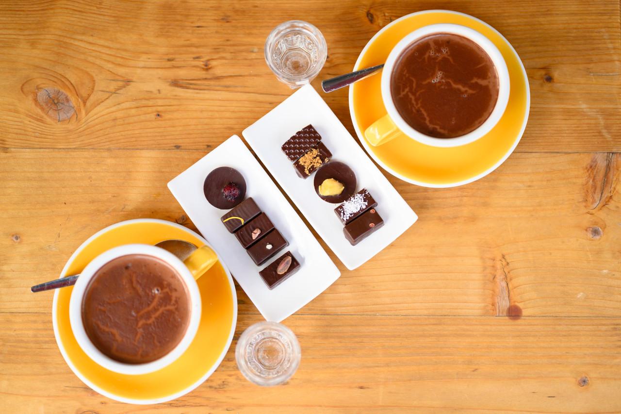 Donde comprar los mejores chocolates belgas en Bruselas