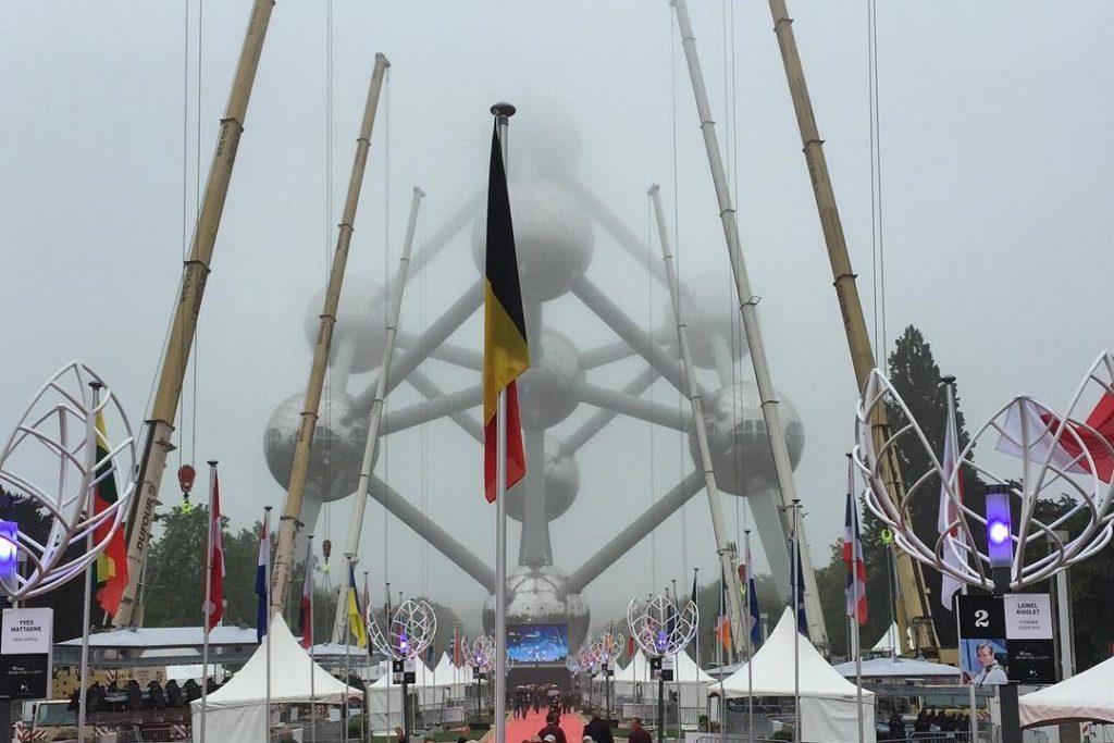 El Atomium de Bruselas - Free tour del Atomium