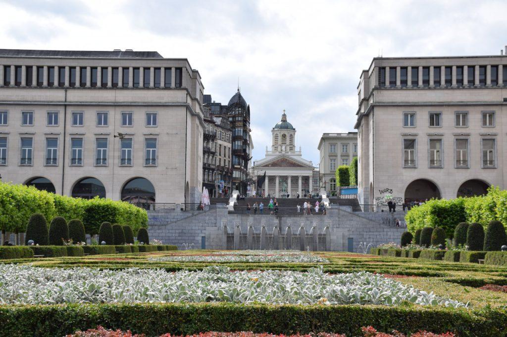 Que ver en Bruselas: El Mont des Arts