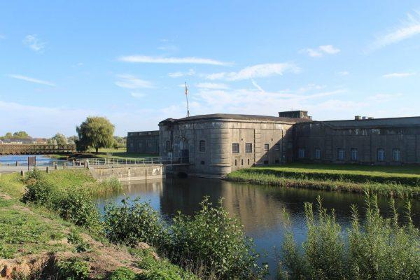 El fuerte de Breendonk - Campo de concentración de Breendonk