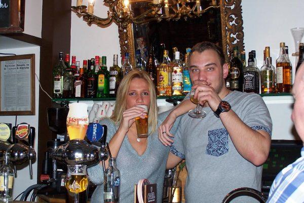 Disfrute de las mejores cervezas del mundo - Tour de degustación de cervezas belgas en Bruselas.