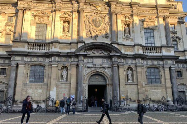 Excursión a Amberes y Malinas desde Bruselas - Iglesia de San Carlos Borromeo