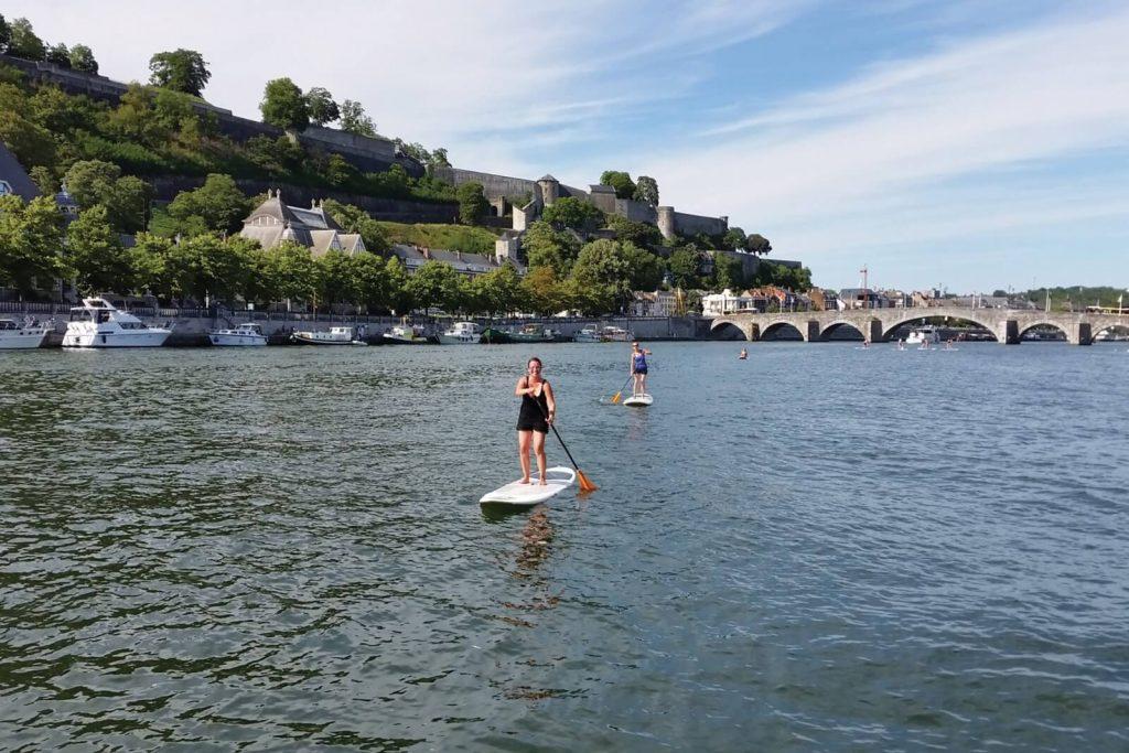 Excursión a Namur desde Bruselas - Actividades en el Río Mosa