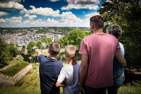 Excursión a Namur - Vista desde la Ciudadela