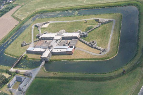 Excursión al campo de concentración de Breendonk