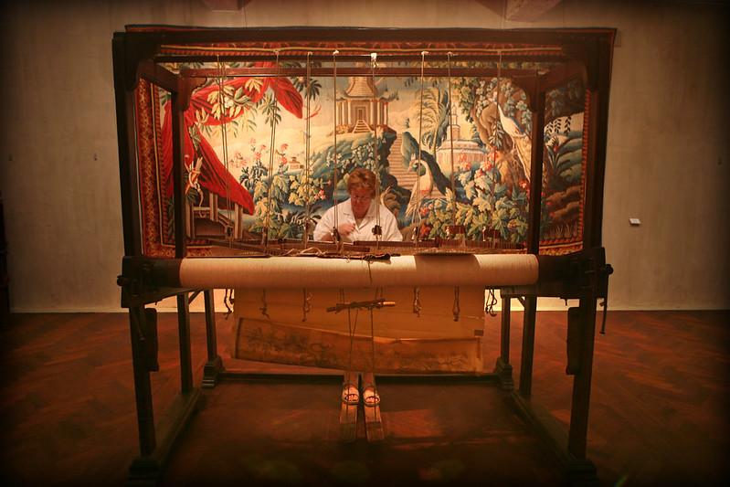 La Manufactura Real De Wit (Fabrica de tapiz), Malinas Bélgica.