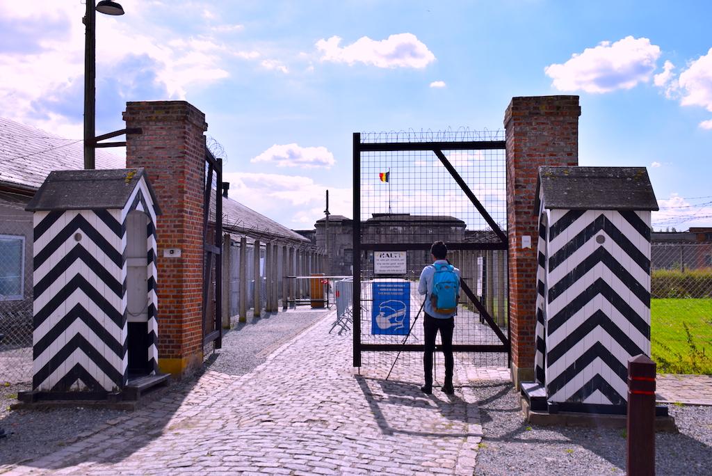 La entrada a lo indecible - El Campo de concentración de el fort de Breendonk. - Bravo Discovery