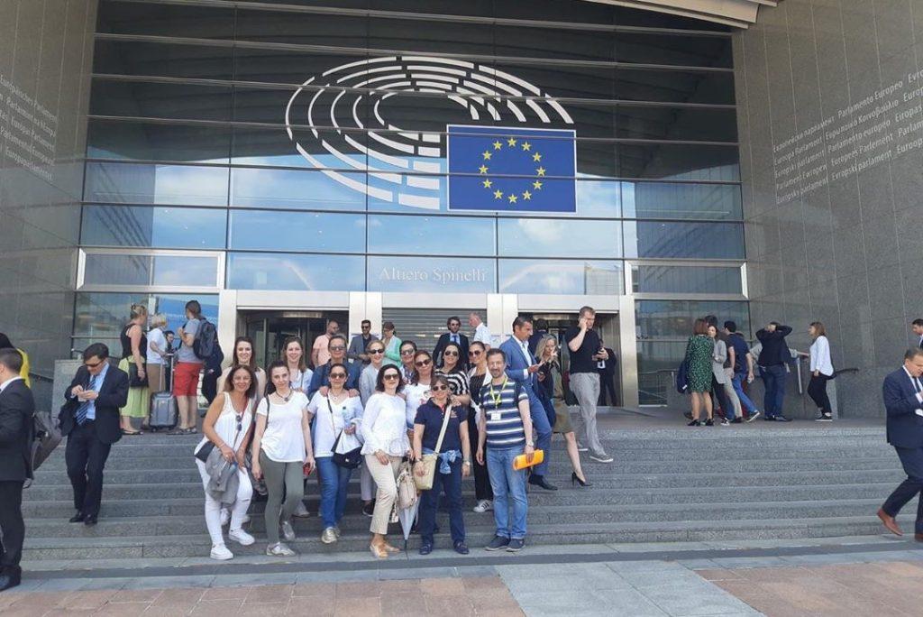 Free tour del Atomium y del Barrio Europeo de Bruselas