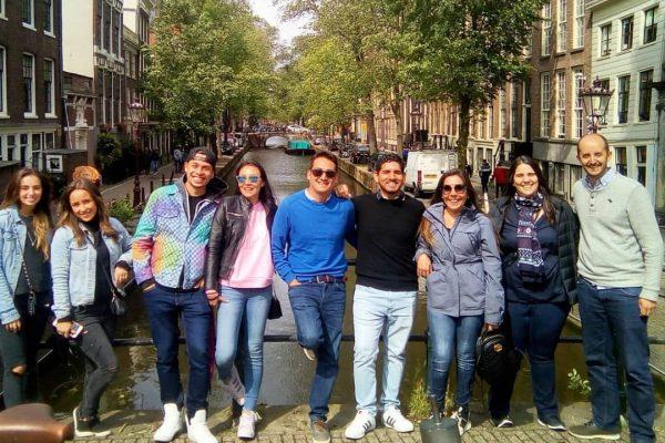 Free tour por el centro histórico de Ámsterdam - Bravo discovery