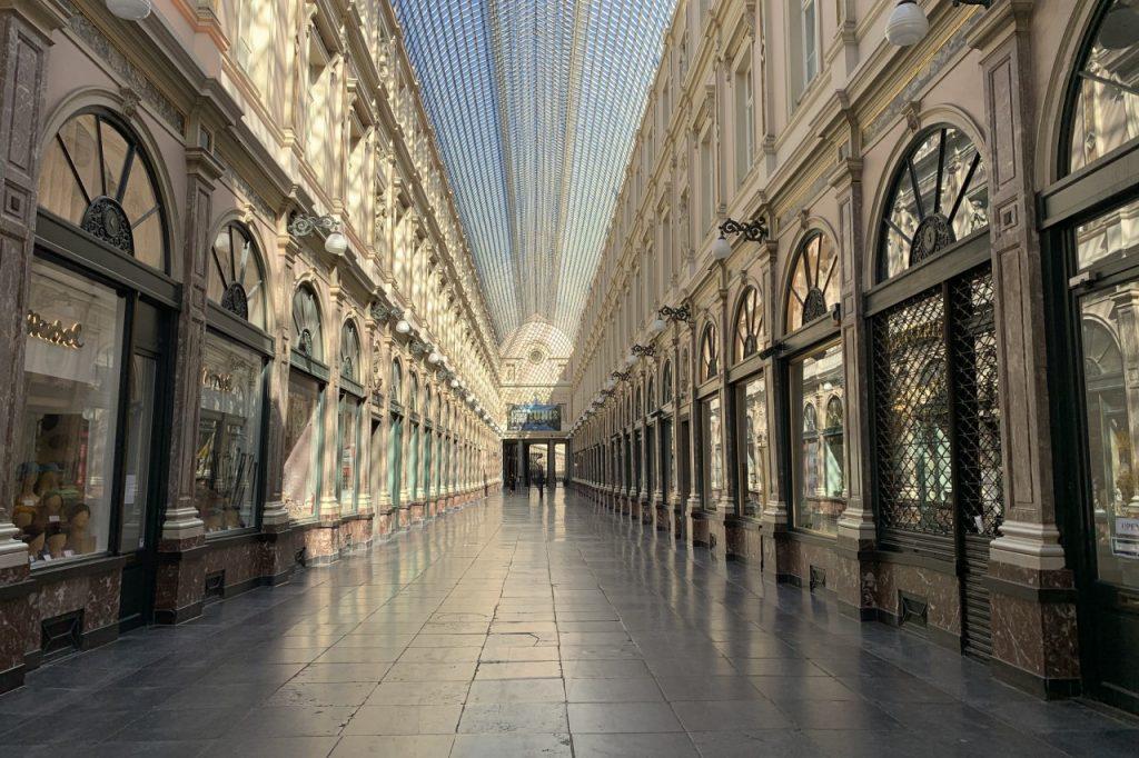 Galerías Saint Hubert - Galeries Royales Saint-Hubert