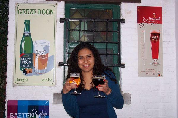 Geuze Boon, Lindemans - Cervezas belgas - Tour cata de cervezas belgas en Bruselas.