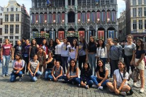 La Grand-Place de Bruselas - Free tour de Bruselas.