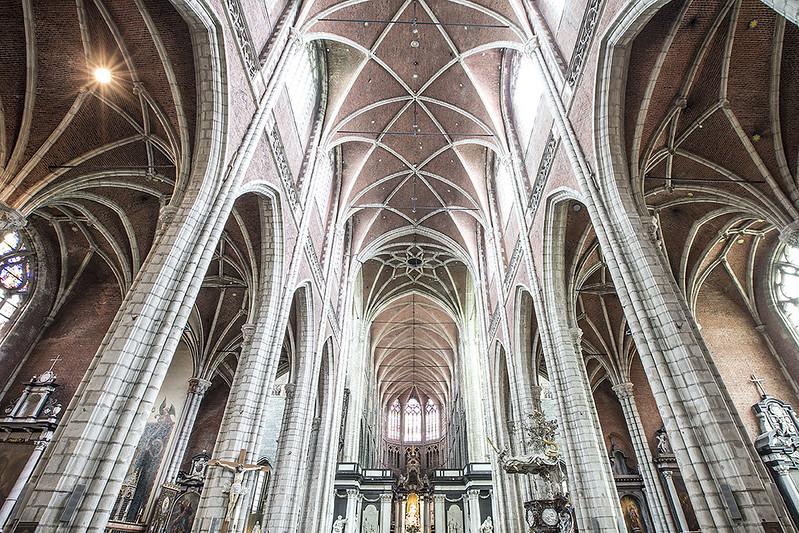 Excursión a Gante desde Bruselas - En imágenes. La Catedral de San Bavón
