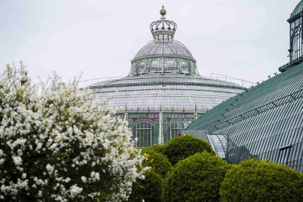 Invernaderos Reales de Laeken, Bélgica
