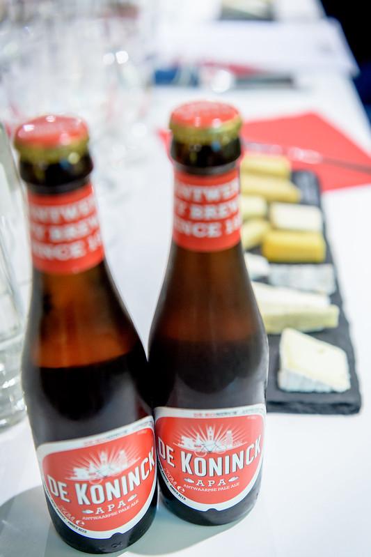 La cerveza de Amberes - De Koninck