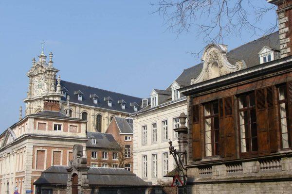 Koningscollege (Colegio Real) - Tour privado por Lovaina