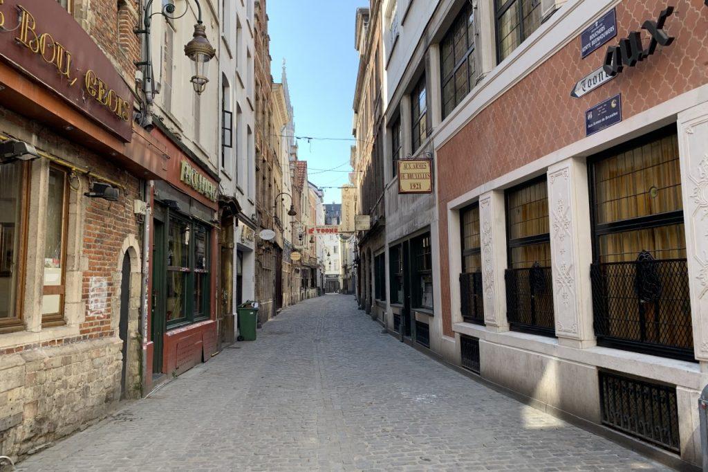 La famosa Rue des Bouchers