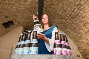 .Las Cervezas belga blanca