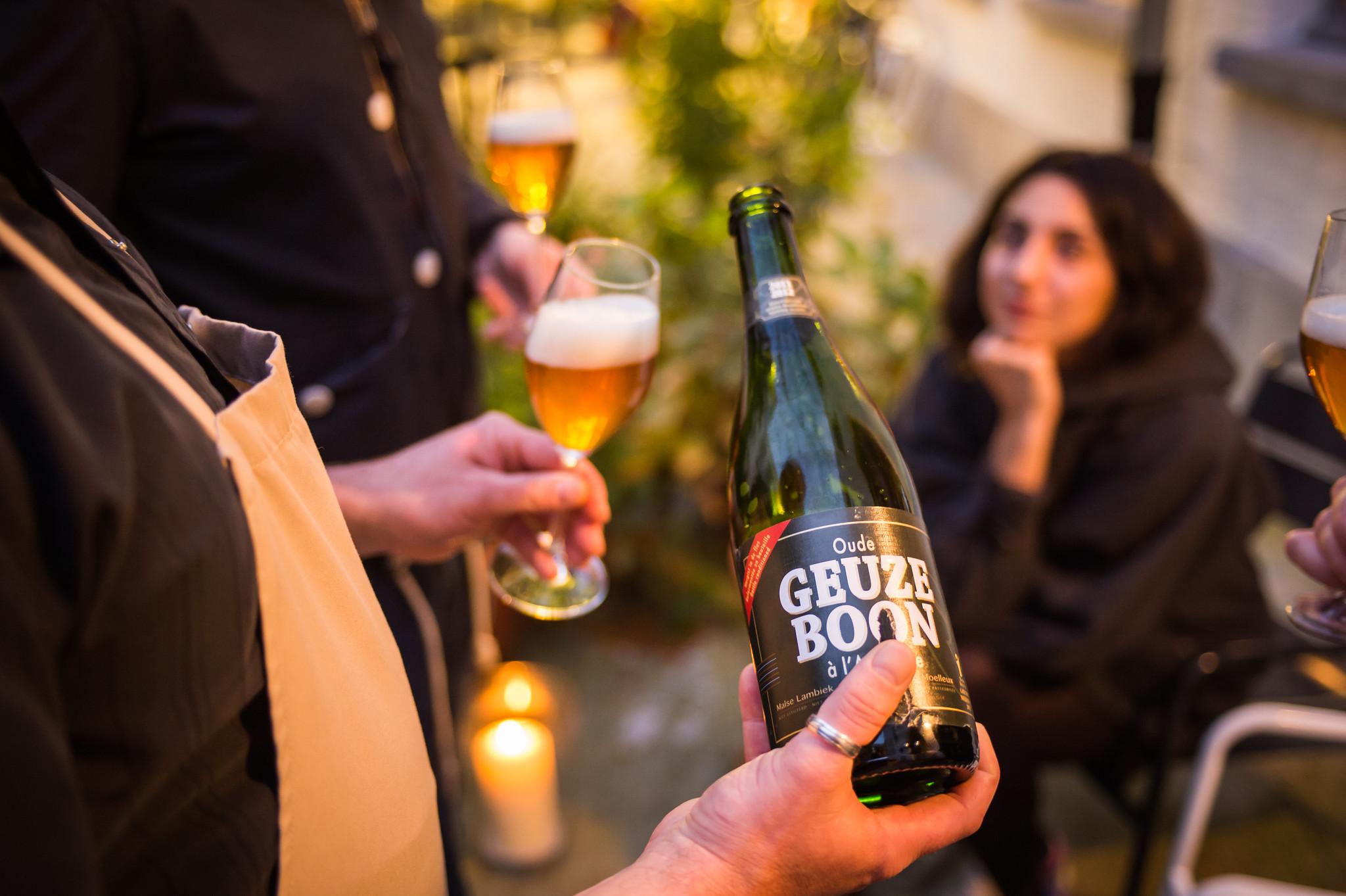 Las Cervezas belgas Lambics y Gueuzes