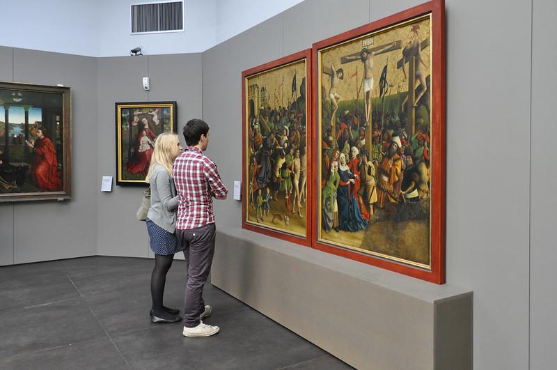 Museo Groeninge de Brujas.