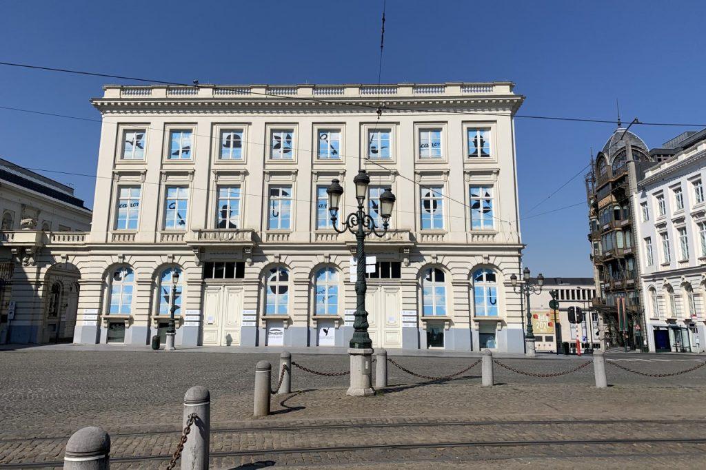 Museo Magritte Bruselas