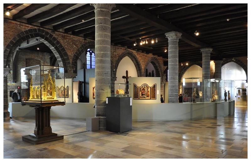 Excursión a Brujas desde Bruselas - En imágenes. Museo Memling.
