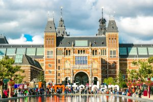 El Museo Nacional de Ámsterdam - Rijksmuseum - Tour privado de Ámsterdam ©Context Travel