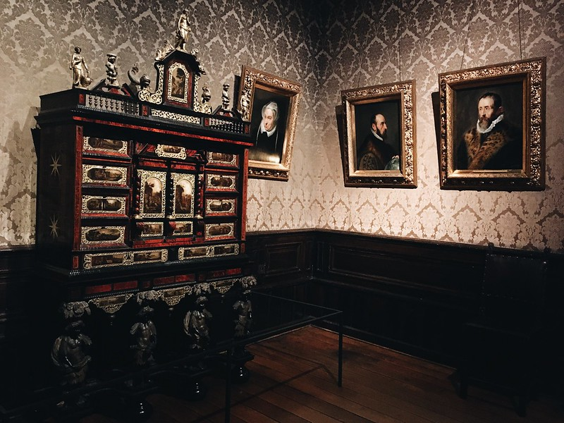 Museo Plantin-Moretus, Amberes