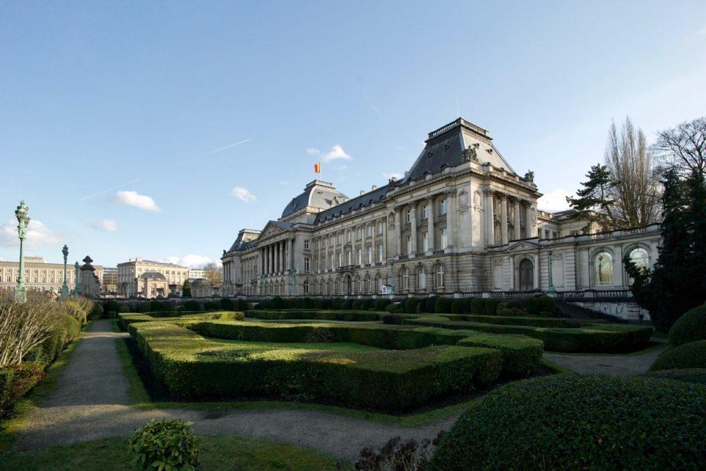 Que ver en Bruselas: El Palacio Real de Bruselas