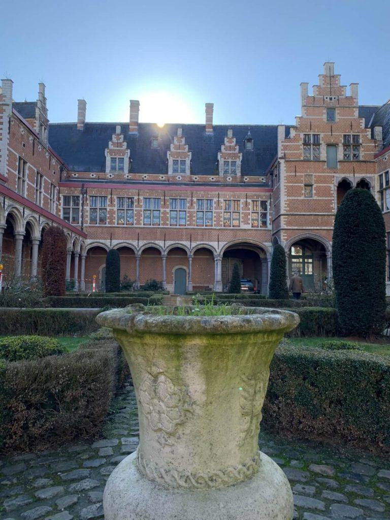 Palacio de Margarita de Austria en Malinas