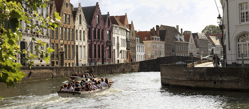 Excursión a Brujas desde Bruselas - En imágenes. Disfruta de Brujas ¡A pie o en barco! Tu decides.