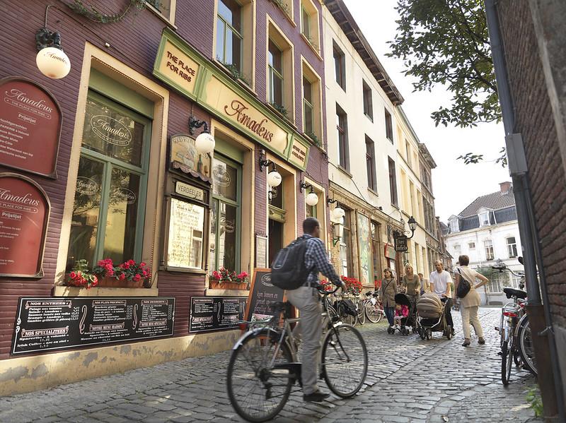 ¿Que ver, que hacer en Gante? Descubre nuestro itinerario, en imágenes - El Patershol