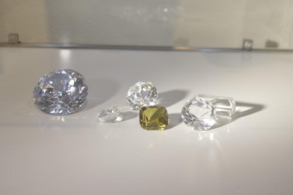 Taller de talla de diamantes Amberes
