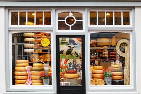 Tienda típica de Gouda artesanal - Excursión a Gouda desde Ámsterdam