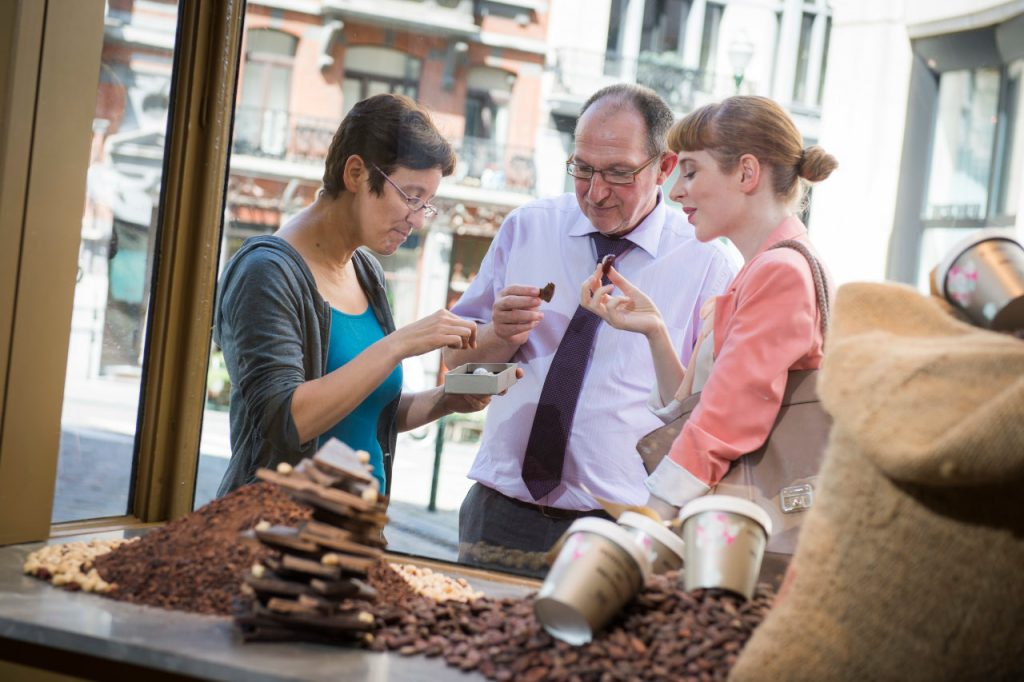 Tour de degustación del chocolate en Bruselas – Bravo Discovery